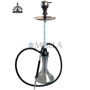 Кальян RAINBOW HOOKAH v2.0 White/Clear ( Белый )