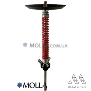 Кальян Mamay Custom ( Мамай ) v3 Coilovers ( Red/Chrome )