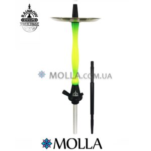 Кальянная Шахта RAINBOW HOOKAH SS v1.0 Green/Yellow