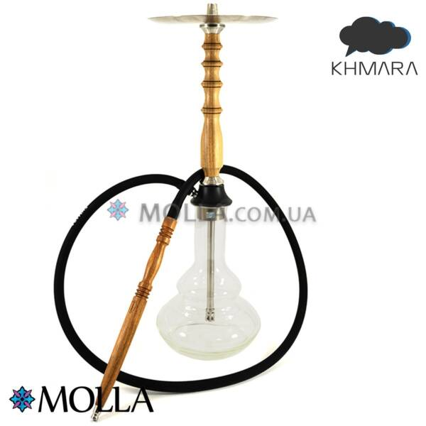 Кальян Khmara ( Хмара ) Sintesi I Wood Light ( Колба Vesuvio )