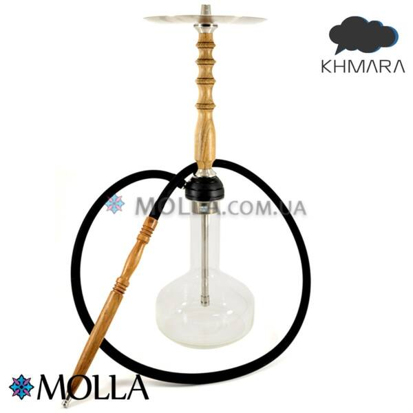 Кальян Khmara ( Хмара ) Sintesi II Wood Light ( Колба Everest )