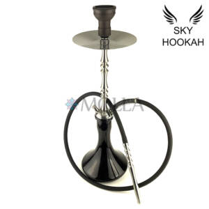 Кальян Sky Hookah ( Скай Хука )  Classic ( Колба Craft Black )