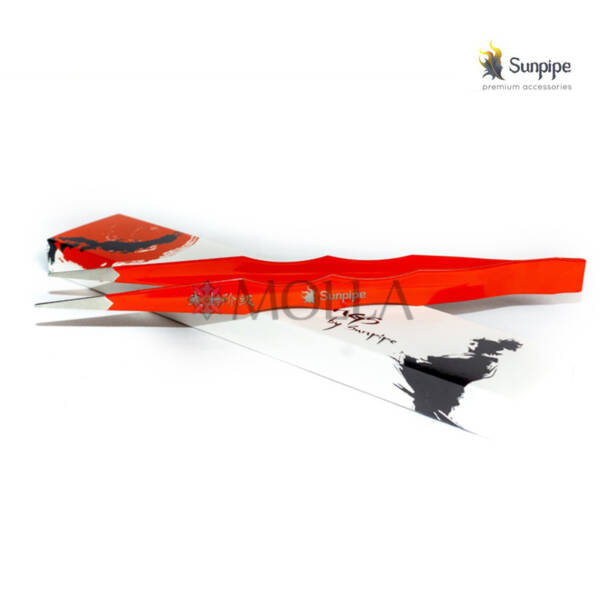 Щипцы для кальяна Sunpipe ( Санпайп ) Samurai Red (limited)