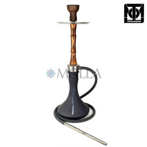 Кальян Totem Hookah IDOL Craft Matt (полный комплект) - Old Wood