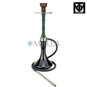 Кальян Totem Hookah IDOL Craft Black (полный комплект) - Green Spark